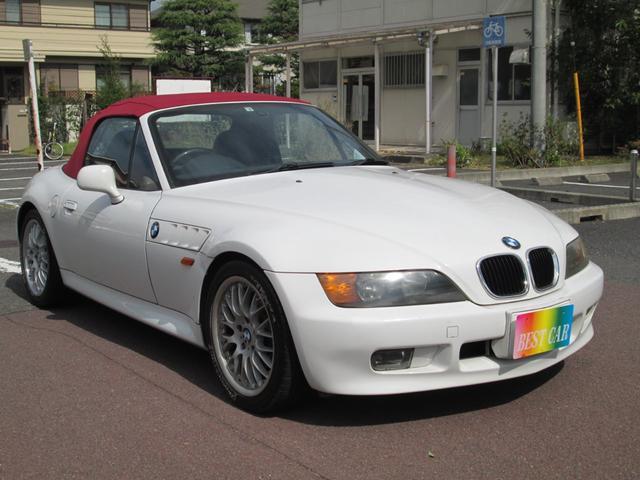 BMW ベースグレード 赤幌 赤コンビシート張替済 17インチアルミ