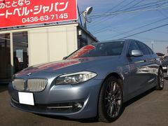 BMWアクティブハイブリッド5 レザーシート サンルーフ