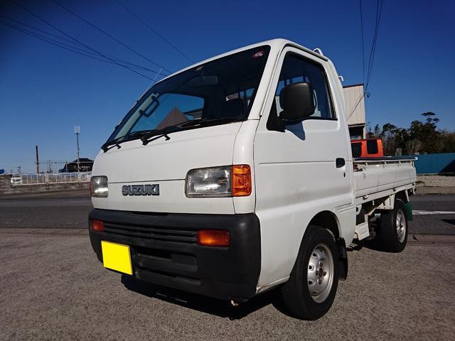 スズキ KU 4WD MT エアコン