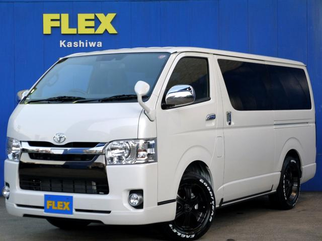 TOYOTA HIACE VAN SUPER GL 50TH ANNIVERSARY LIMITED | New Car