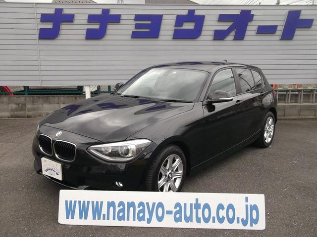 BMW 116i ワンオーナー車 純正HDDナビ CD録音 Bluetooth接続 DVD再生 キセノンライト ETC