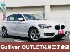 BMW116i スポーツ 純正HDDナビ ETC ワンオナ