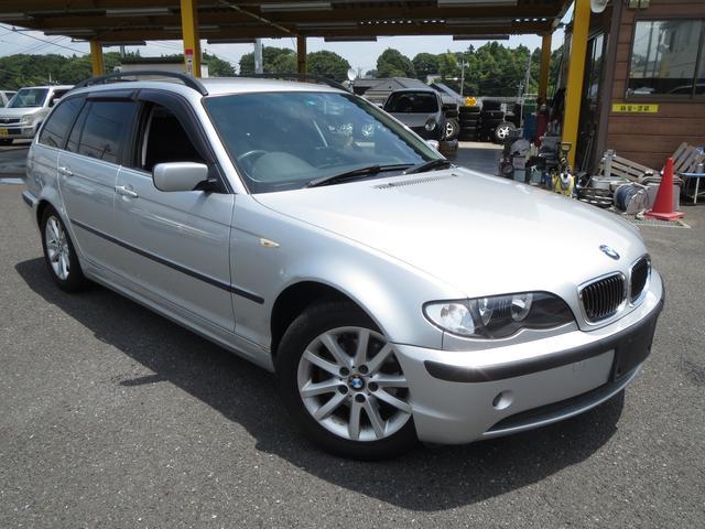 BMW 3シリーズ 318iツーリング ハイラインPKG ナビ C...
