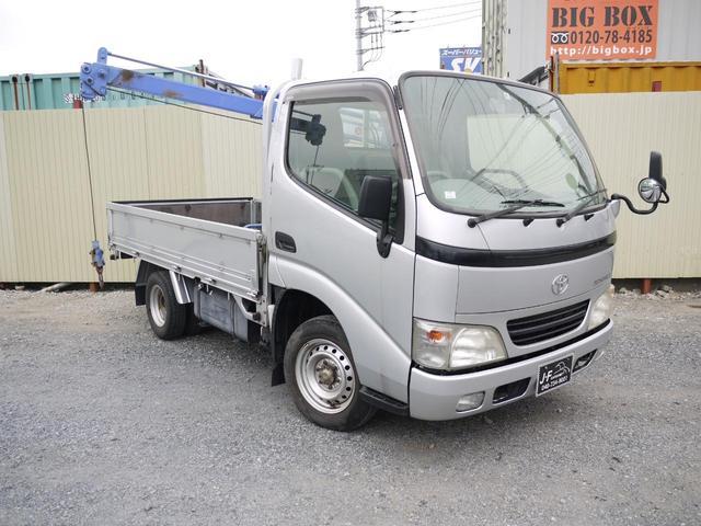 トヨタ ジャストローTADANOゼロハン電動クレーン3段 0.5t