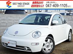 VW ニュービートルプラス サンルーフ 本革 シートヒーター 純正アルミ ETC