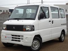 ミニキャブバンCS 4WD マニュアル ワンオーナー レベライザー
