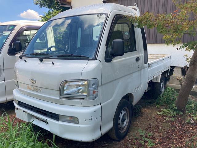 ダイハツ ハイゼットトラック ジャンボ 5MT