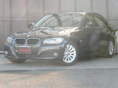 BMW320i HDDナビ DVD再生 HID 6MTモードAT