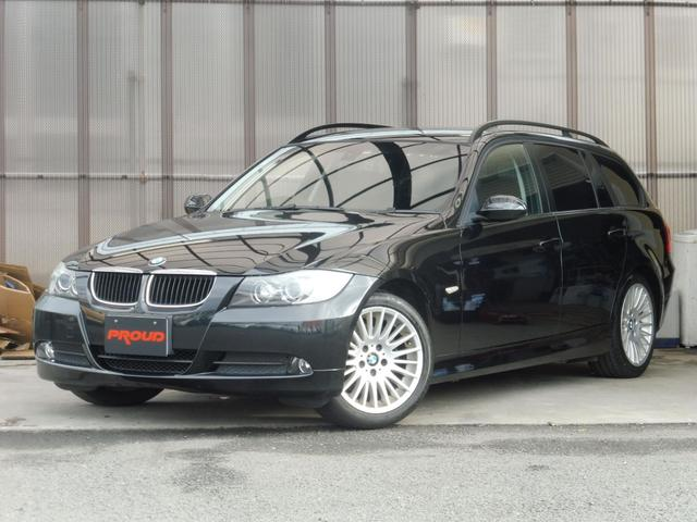 BMW 320iツーリング HDDナビ フルセグ Rモニター HID