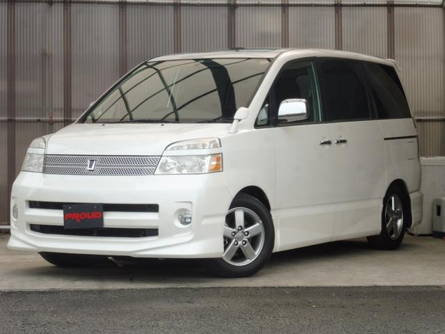 トヨタ Z 煌 後期型 サンルーフ HDDナビ 両側パワスラ 車高調