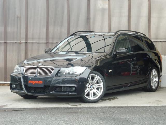 BMW 325iツーリング Mスポーツパッケージ サンルーフ HID