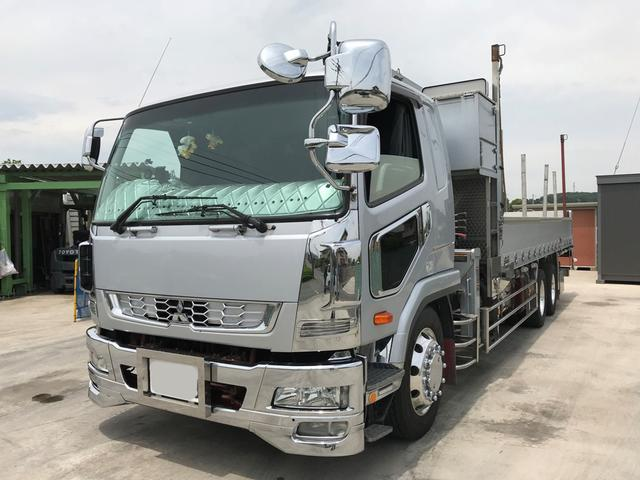 三菱ふそう カスタム 5段クレーンラジコン 増トン 積載量10000Kg