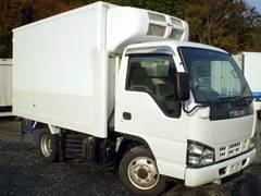 エルフトラック低温 冷凍車 4WD 二室 菱重 −18度 移動式二室