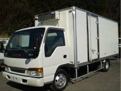エルフトラック冷凍冷蔵車 ワイド超ロング 2t