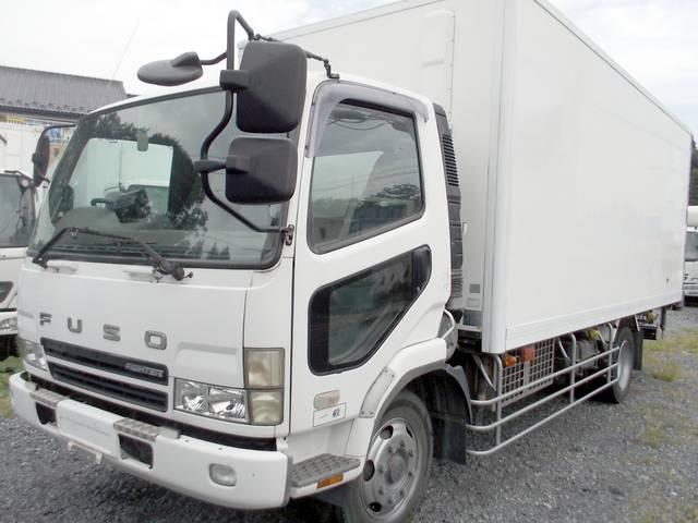 三菱ふそう 冷凍冷蔵車 低温 ワイド 増トン 増t トープレ 東プレ