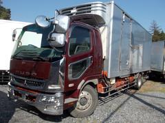 ファイター増トン 冷凍冷蔵車 7トン 冷凍車 エアサス スタンバイ