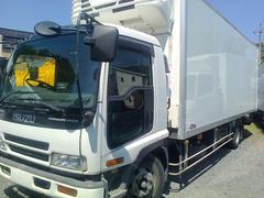 フォワード冷凍車 冷蔵冷凍車 ロング シャッター 格納式ゲート 低温