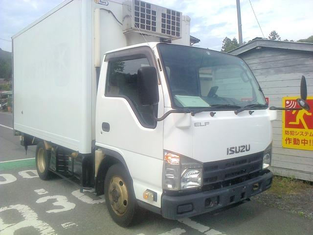 いすゞ 四駆 4WD 冷凍車 冷凍冷蔵車 冷蔵車 2トン 2t