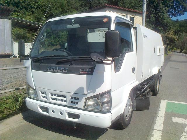 いすゞ 豊和 ロードスイーパー HA75 路面清掃車 道路作業車