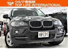 BMW X53.0si4WDブラウン革HDDナビBカメラPセンサー禁煙車