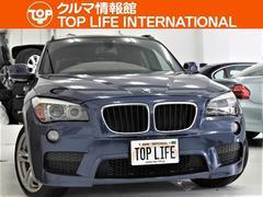 BMW X1sDrive18i MスポーツPKG純正エアロ18AWHDD