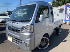 ハイゼットトラックジャンボ  4WD オートマ 社外AW(OP)