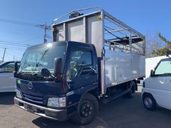 タイタントラック家畜車 家畜運搬車 ワイドロング  積載量3850kg