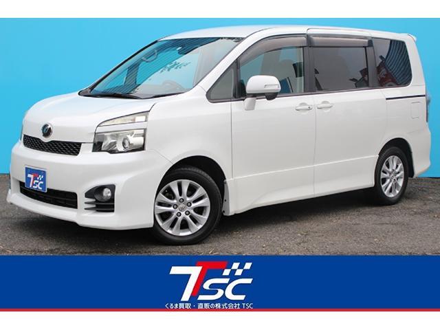 トヨタ ZS 両側電動スライドドア/HDDナビ/フルセグ/Bluetooth接続/バックカメラ/HIDヘッドライト/純正16インチアルミ/ETC/MTモード/3列シート/ウォークスルー/