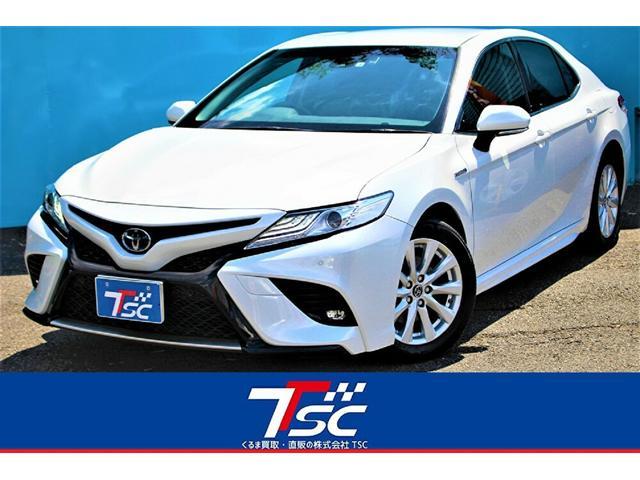 トヨタ WS ワンオーナー/禁煙車/黒革シート/純正ナビ/Bluetooth接続/フルセグ/ドライブレコーダー/BSM/衝突軽減/インテリジェントクリアランスソナー/ETC2.0/レーダークルーズ/パワーシート