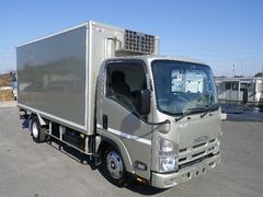エルフトラック標準幅ロング 冷蔵冷凍車 中温仕様 積載3トン
