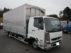 ファイターワイド幅 アルミウイング 積載3トン 登録済未使用車