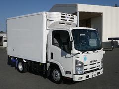 エルフトラック低温仕様 冷蔵冷凍車 スタンバイ 横扉 全低床