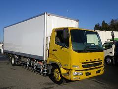 ファイター冷蔵冷凍車 マルチリフト 増トン 積載7.2トン