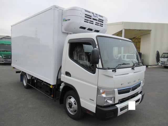 三菱ふそう 冷蔵冷凍車 低温仕様 ワイド幅ロング 全低床 積載2.95t