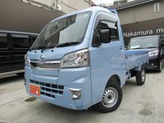 ハイゼットトラックハイルーフ 4WD 5速MT エアコン パワステ ABS