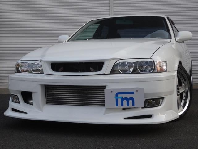 トヨタ TRDスポーツ ツアラーV純正5速サンルーフ クニーズエアロ