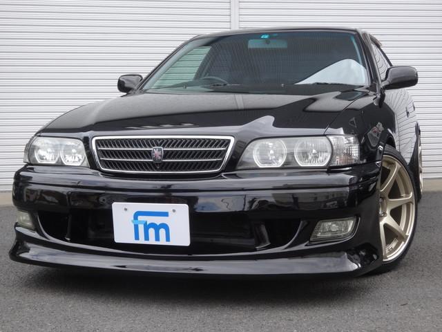 トヨタ ツアラーS 新品フルエアロ 新品アルミ&タイヤ オリジナルブラックパール全塗装済み
