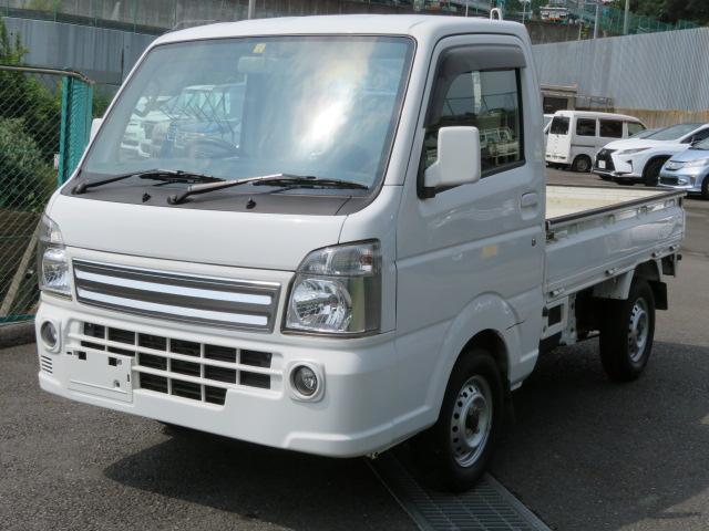 スズキ KX パートタイム4WD パワーウインド
