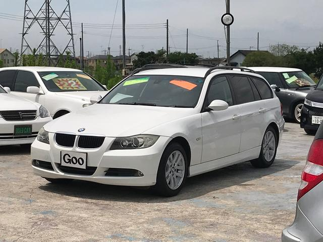 BMW 320iツーリング HDDナビ バックモニター HIDライト