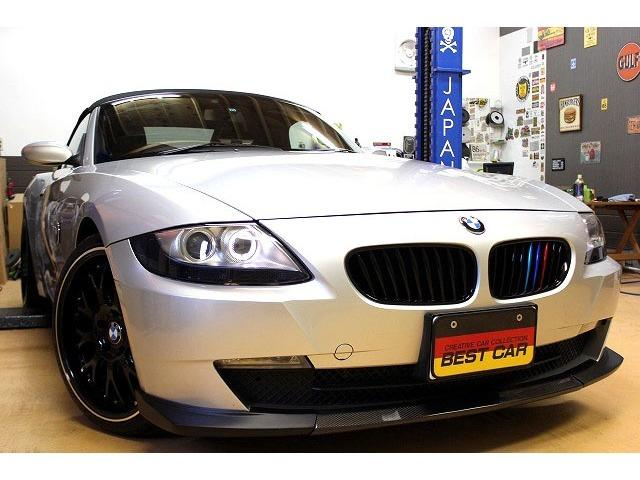 BMW ロードスター3.0si 新品19inアルミ カーボンRIP