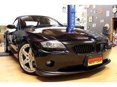 BMW Z4ロードスター3.0i ハーマン18inアルミ カーボンR