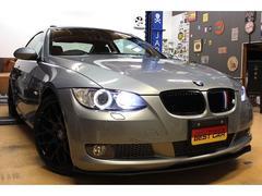 BMW335i 19inアルミ フロントRIPスポイラー