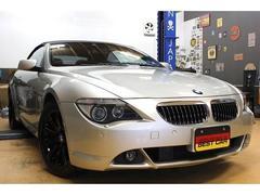BMW645Ciカブリオレ グロスブラックアルミ