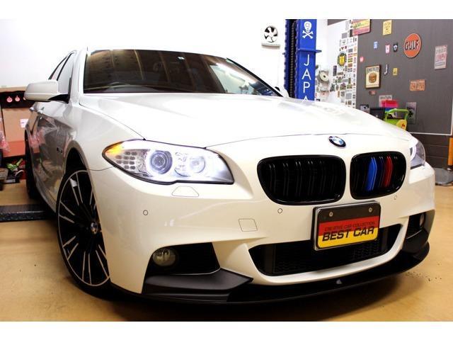 BMW 5シリーズ アクティブハイブリッド5 Mスポーツパッケージ ディーラー車