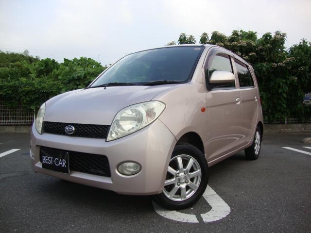 ダイハツ MAX Lリミテッド こちらのお車は店頭にて現車確認できる方のみへの販売となります。5MT/キーレス/車検R3年2月/