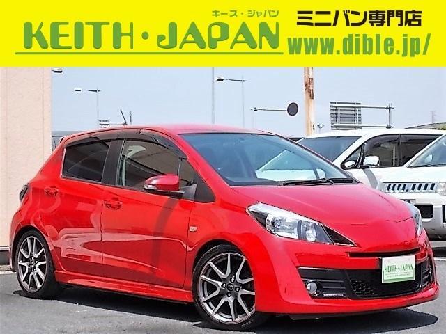トヨタ RS G's 専用エアロ・サス ナビ地デジTV ワンオーナー