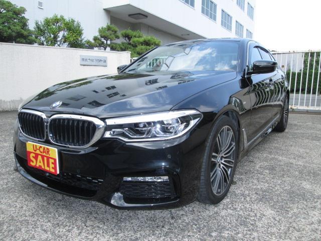 BMW 523d Mスポーツ ハイラインパッケージ  サンルーフ