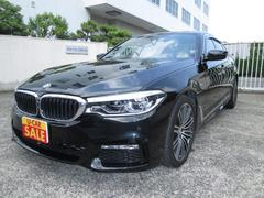 BMW523d Mスポーツ ハイラインパッケージ  サンルーフ