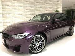 BMWM3 コンペティション INDIVIDUAL COLOR