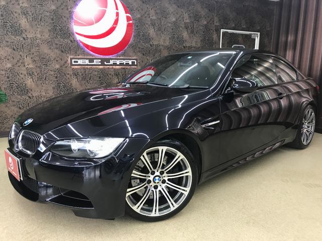 BMW M3クーペ M DCT MドライブPKG 1オーナー 記録簿